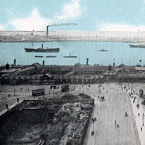 The Development of the Liverpool Dock System