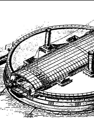 Proposed Circular Ferry for the Mersey