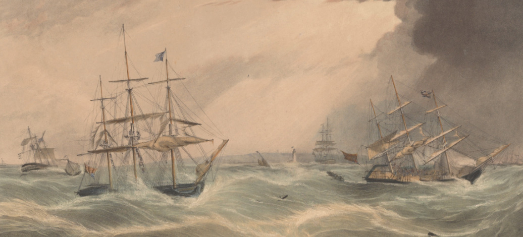 "The ""Liverpool Hurricane"" of 1839"