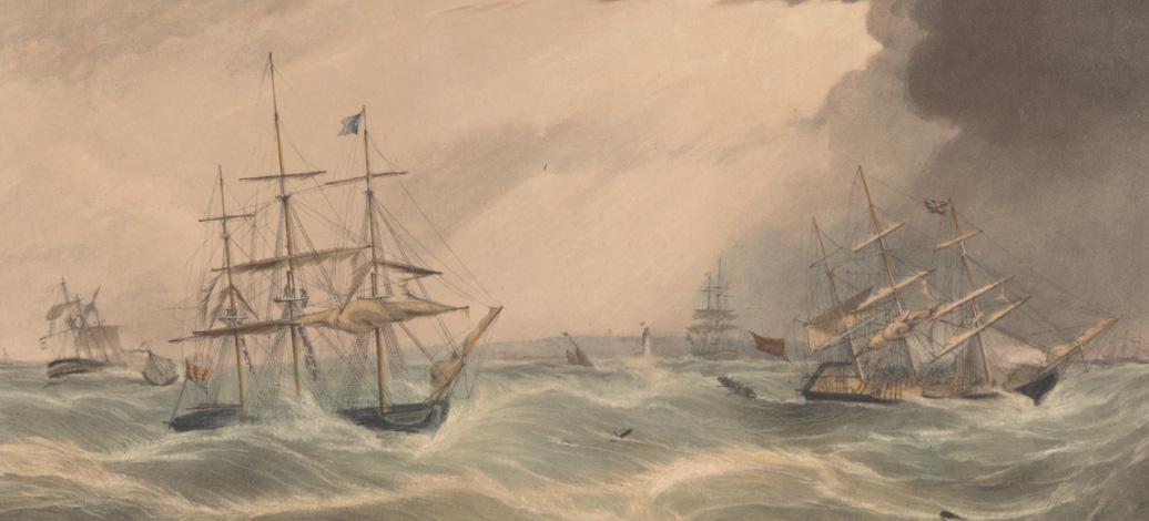"The ""Liverpool Hurricane"" of 1839"